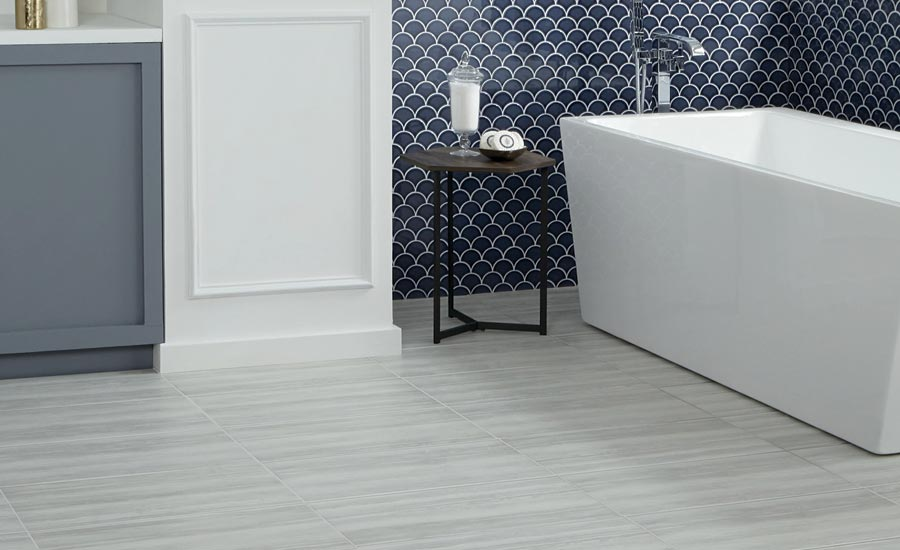 Daltile's Elect porcelain tile collection