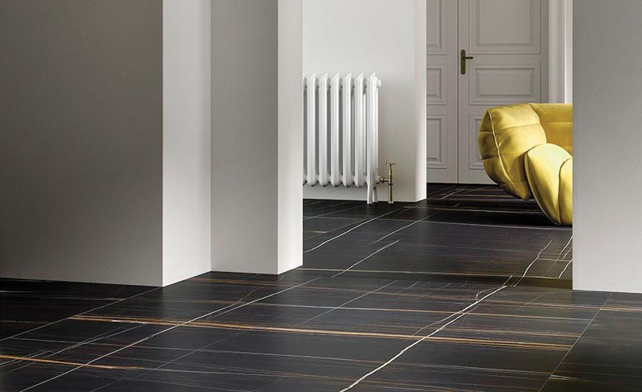 Fiandre's Marmi Maximum porcelain tile collection