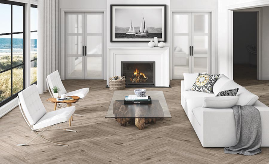 Marazzi's American Estates porcelain tile collection