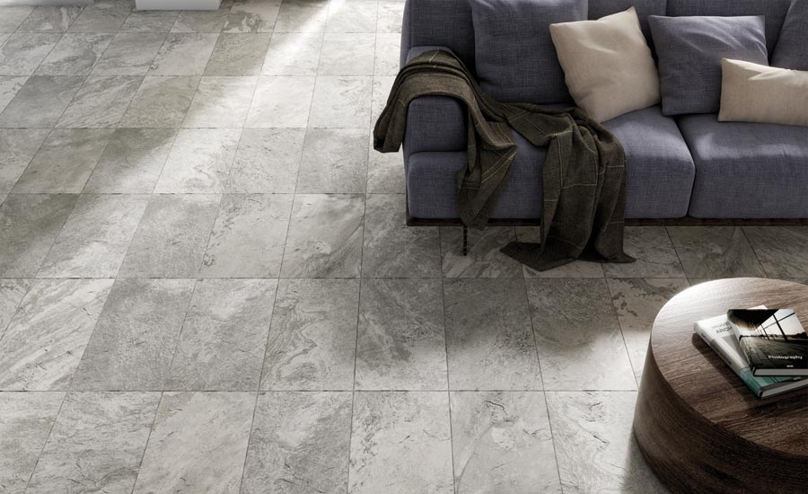 Vitromex USA's Volkan porcelain tile collection
