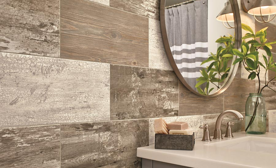 Armstrong's Alterna engineered tile