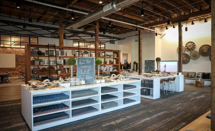 Mannington commercial design center opens in atlanta