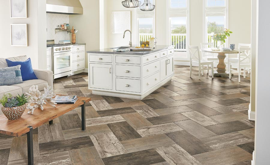 Delightful Popular Tile Flooring 2017 Part - 8: Armstrong Flooring