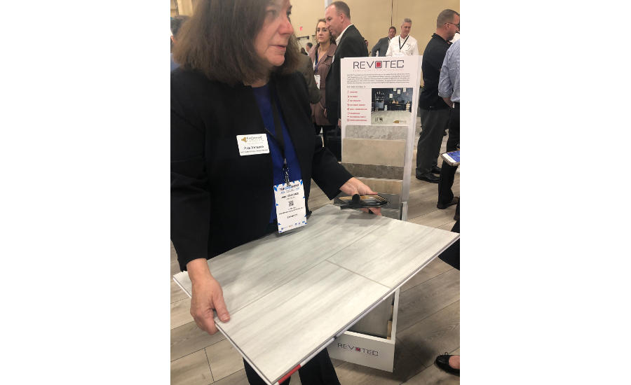 Engineered Floors' 2019 product launches