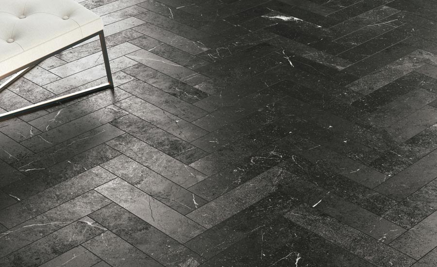 Astral Plane porcelain tile collection by Crossville