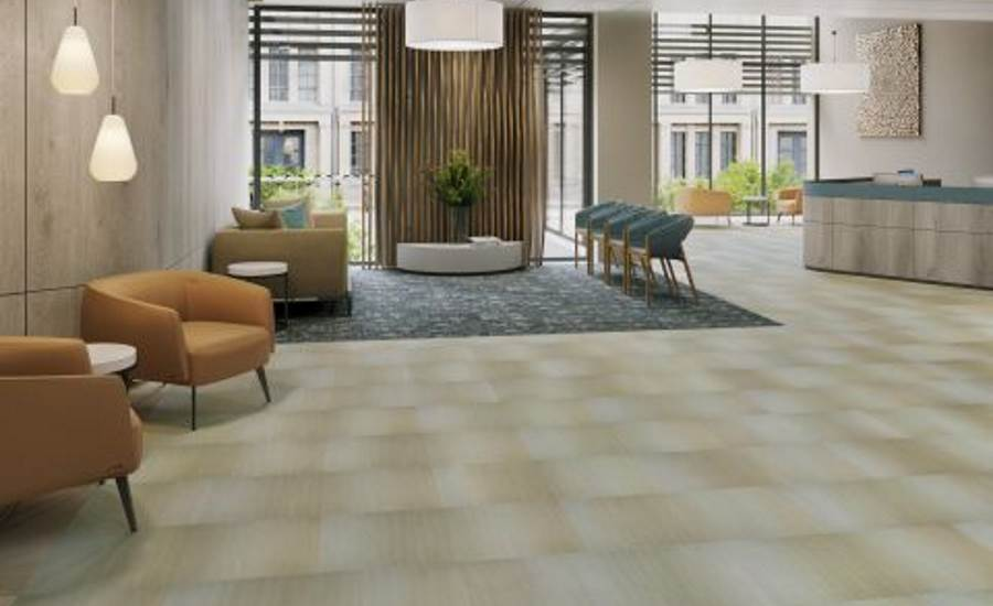 Mannington Commercial Launches New Lvt Designs And Colorways