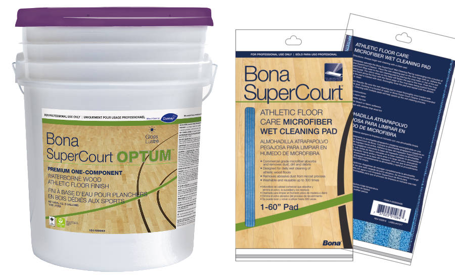 Diversey Partners With Bona To Launch Wood Floor Care
