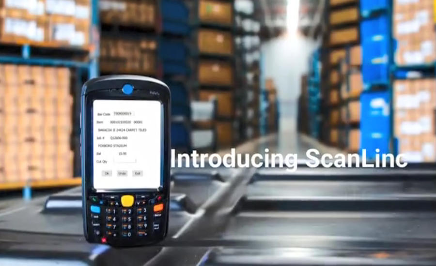 C/F Data Systems Delivers Scanlinc Mobile Inventory