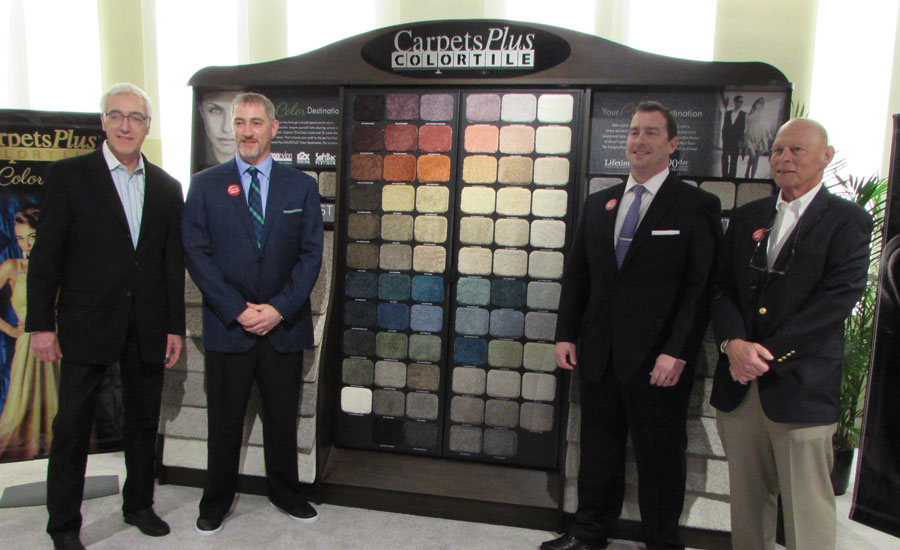 CarpetsPlus ColorTile executives