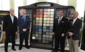 CarpetsPlus ColorTile executives