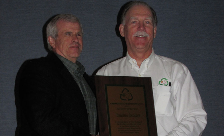 CARE's Recycler of the Year Award