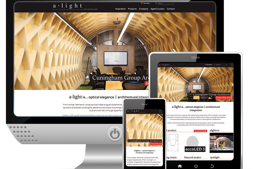 redesign offers contemporary look and streamlined functionality