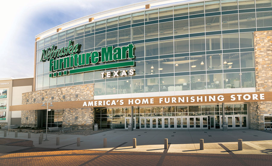 Mrs B S Nebraska Furniture Mart Still Growing Strong 2015 10 06