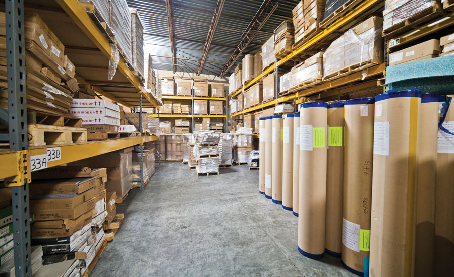 Contractor corner commercial flooring systems 2015 11 for Commercial flooring contractors