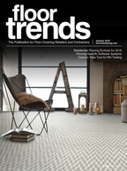 Floor Trends January 2016 cover