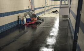 One Source Commercial Flooring uses Ardex MC Rapid