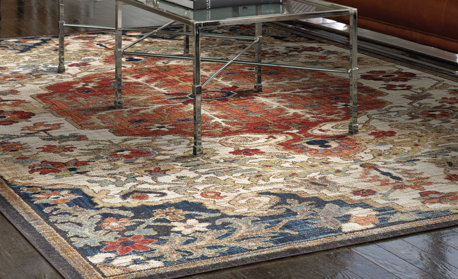 Mohawk Area Rugs Bring Energy to the Home