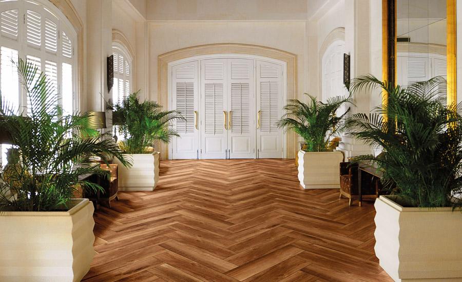 Florida Tile Unveils Kerala Hdp Wood
