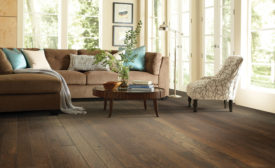Shaw's hardwood flooring