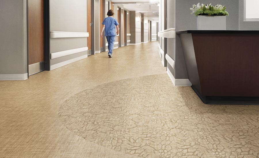 Choosing Flooring For Healthcare Environments Floor - Define resilient flooring