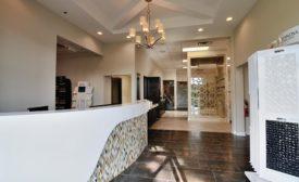 Builders Floor Covering and Tile showroom