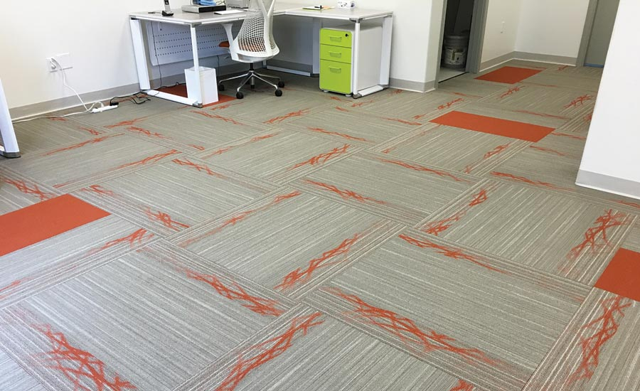 Nevada Contract Carpet Builds Success Through Adaptability
