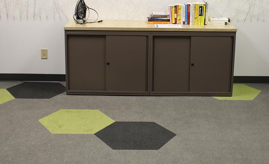 Shaw Dress For Success carpet tile