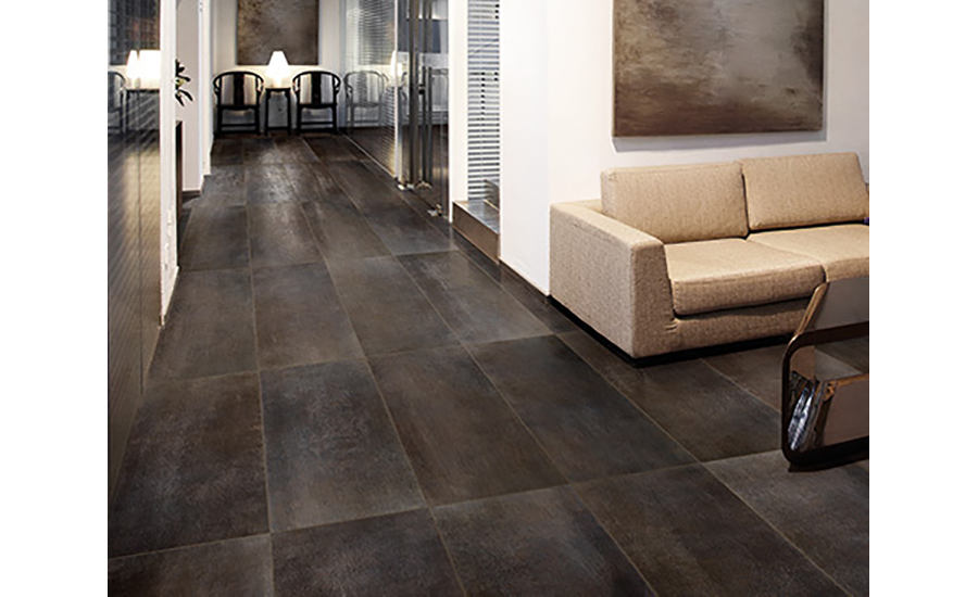 New Rugged Weathered Metal Look Of Nexahdp Is Florida Tile S Latest Color Body Glazed Porcelain