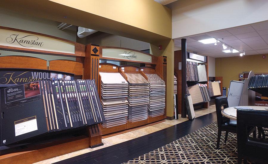 Marshall Carpet Displays