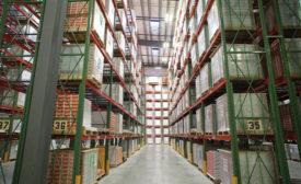 Karndean's warehouse addition