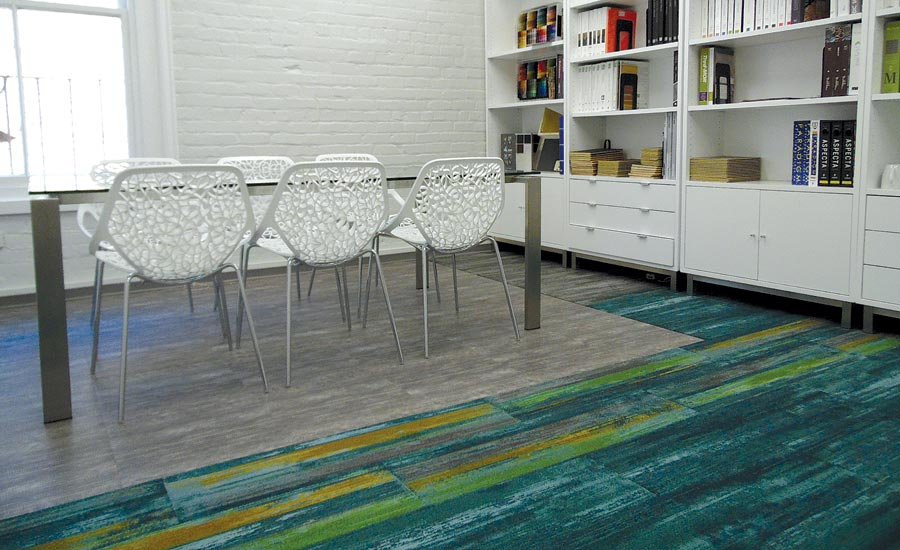 Flooring Solutions showroom