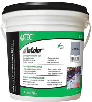Tec InColor Advanced Performance Grout