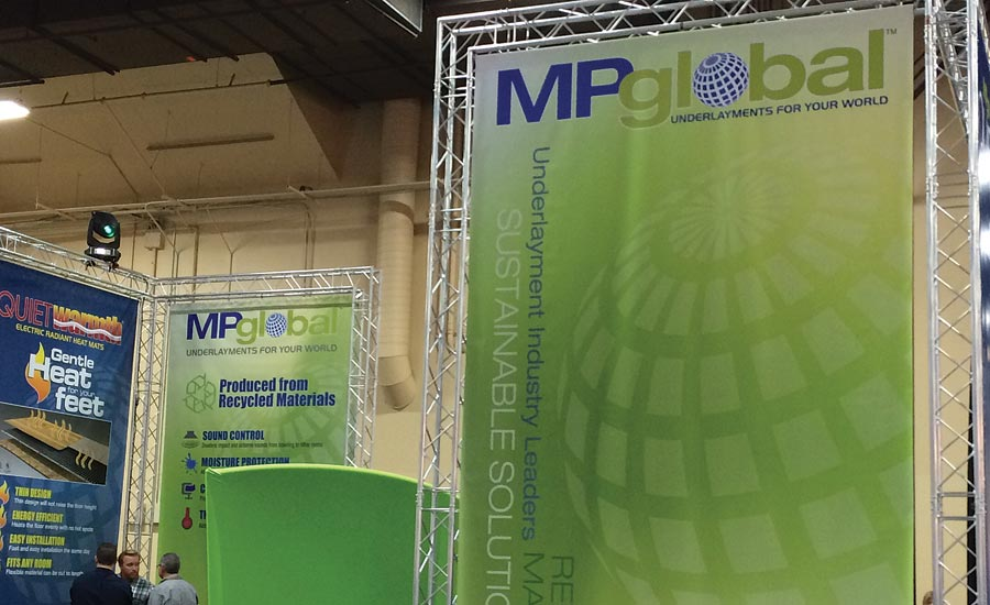 MP Global Products new branding