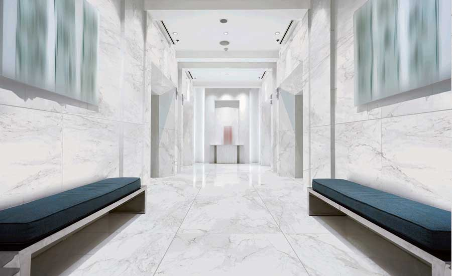 Daltile Panoramic porcelain