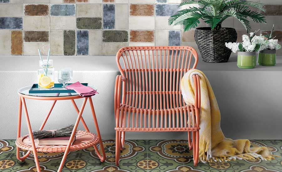 Bondi porcelain tile collection