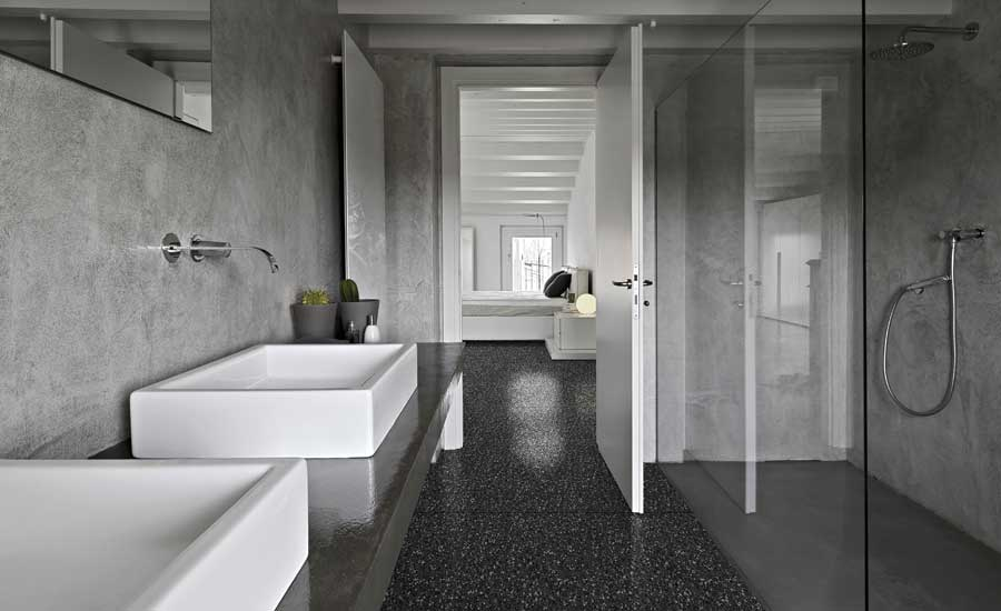 Nemo Tile Recreates The Look Of Terrazzo In Torrone 2017
