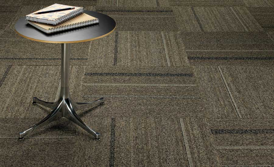 Pentz Commercial's Apex SDP carpet fiber