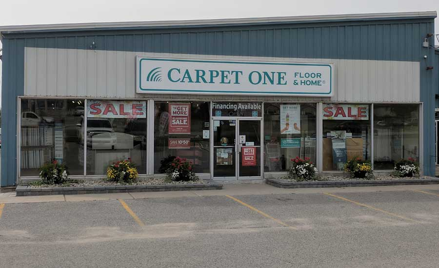 Oshawa Carpet One store