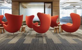 SummerHouse commercial carpet by Interface