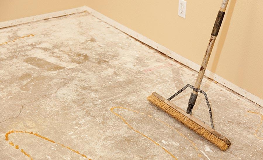 Multilayer Flooring Installation