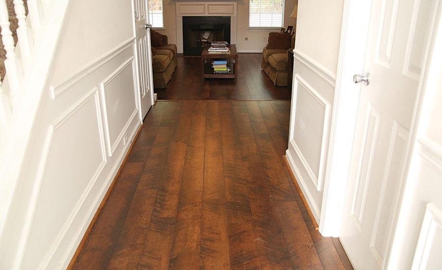 January 2018 flooring industry news 2018 01 09 floor for Wood floor trends 2018