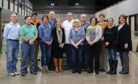 The Floors, Inc. Lincoln team