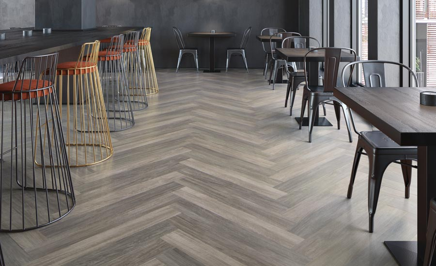 Mannington Commercial Reinvigorates Lvt With The Select Collection