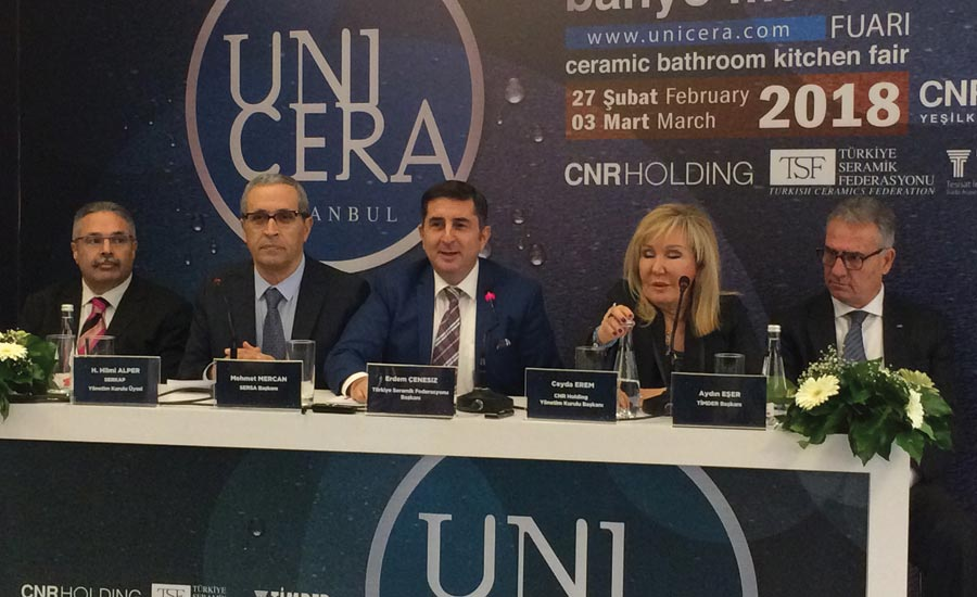 Unicera press conference