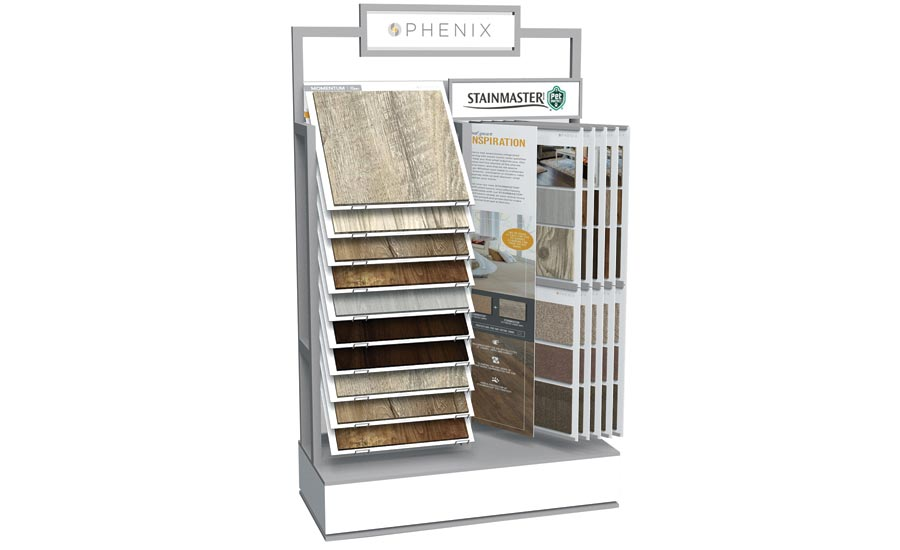 Stainmaster PetProtect Design Solutions displays