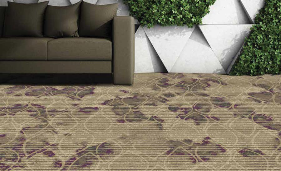 Durkan's Biophilique carpet collection