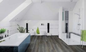 Triumph waterproof LVT