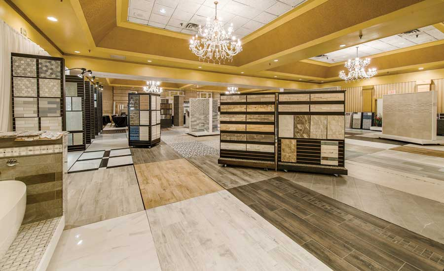 Arley Wholesale's Tile & Stone Expo