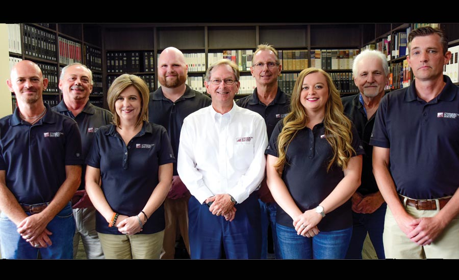 Commercial Flooring Services team