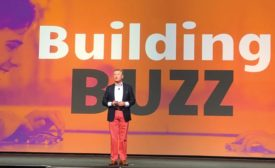 Piet Dossche at Building Buzz